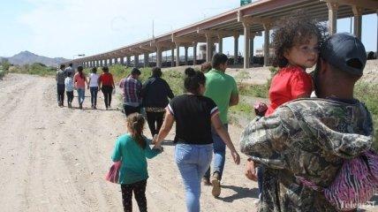 """Обнародован текст """"миграционного договора"""" между США и Мексикой"""
