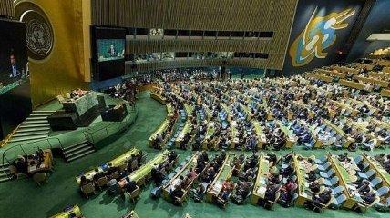 Украина в ООН призвала Россию прекратить насилие на Донбассе