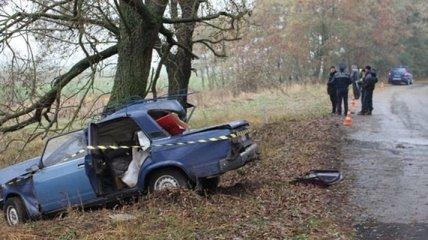 ДТП в Черниговской области: трое погибших