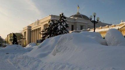 В Украине немного потеплеет, местами осадки