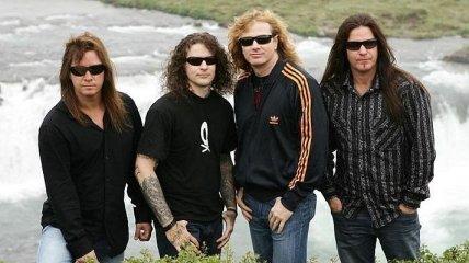 Megadeth активно работают над новым альбомом