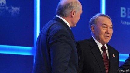 Лукашенко и Назарбаев по телефону обсудили подготовку к встрече в Минске