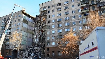 Дом в Магнитогорске, в котором обрушился подъезд, признали безопасным для проживания