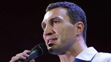 Владимир Кличко рассказал о своей личной жизни