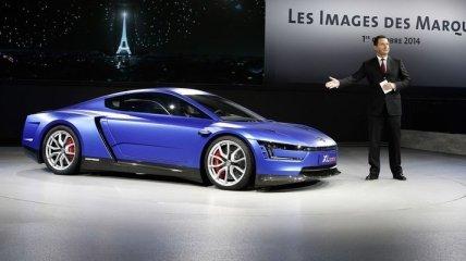 Автосалон в Париже 2014: Volkswagen шокирует мир новым концептом