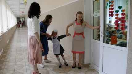 Не все дети 1 сентября с радостью идут в школу