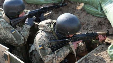 Появились подробности ранения украинского военного на Донбассе