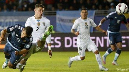 Аргентина и Уругвай хотят совместно принять Чемпионат мира по футболу