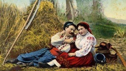Украина и украинцы начала XX века: ретро-открытки (Фото)