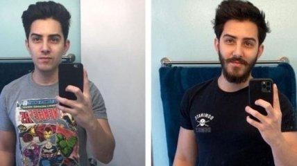 Солидные мужчины с крутыми бородами (Фото)