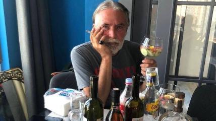 Российский писатель Андрей Орлов