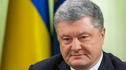 Порошенко: Россия пытается дестабилизировать ситуацию в Черном море