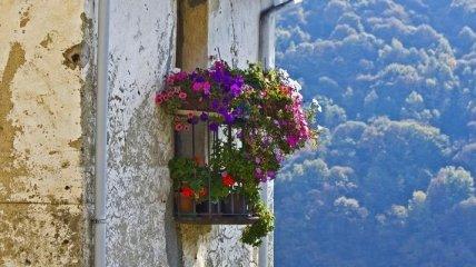 Очень милые балконы со всего мира (Фото)