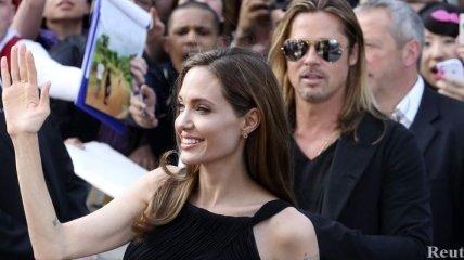 Анджелина Джоли признана главным борцом за мир 2013 года