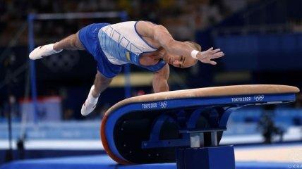 Украинские гимнасты - в топ-20 в личном многоборье на Олимпиаде-2020, победил японец Хасимото