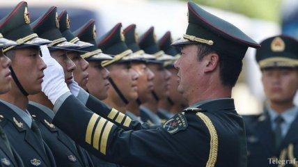 В китайской армии повысили требования к образованию