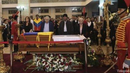 Заявление о том,что Уго Чавеса отравили, вызвало широкий резонанс