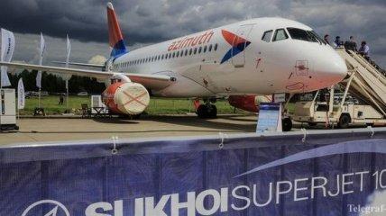 В Европе больше не используют российские самолеты Sukhoi Superjet