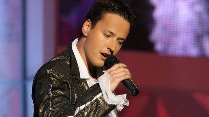 Российский певец стал отцом в новогоднюю ночь