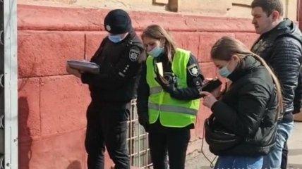 Тело лежало в мешке: возле школы в Одессе нашли труп женщины (фото)