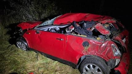 Водію автомобіля не вдалося вижити