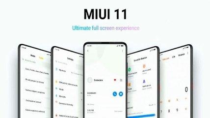 Свеженькую версию MIUI 11 получили еще 15 смартфонов: кто в списке