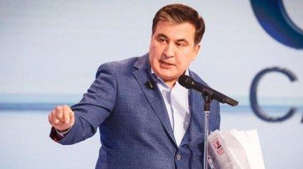 Саакашвили: Я могу стать кандидатом на пост премьера в крупнейшей стране Европы