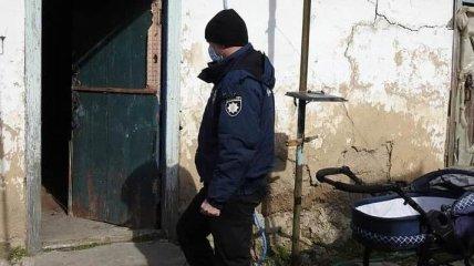 В Запорожской области - скандал из-за смерти 5-месячного ребенка: младенец жил в хозпостройке без отопления