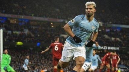 Манчестер сити - Ливерпуль: лучшие моменты матча (Фото)