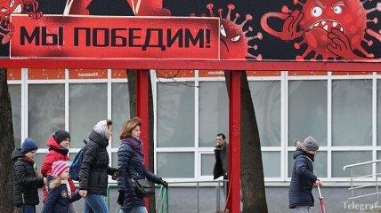 В Беларуси уже почти 40 тысяч подтвержденных случаев заражения  СOVID-19