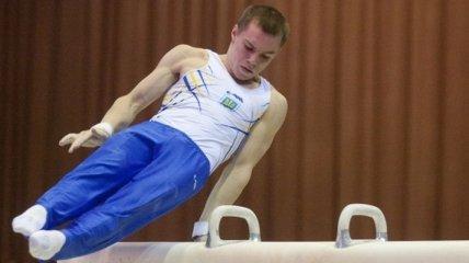 В понедельник гимнасты начнут борьбу за титул чемпиона мира