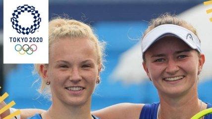 Теннис на Олимпиаде в Токио: кто выиграл медали в 9-й день Игр