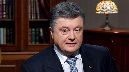 Порошенко: Проведение военных учений в Украине не нарушает Минск-2