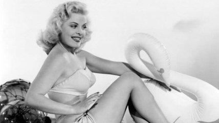 Звезды Pin-Up: обворожительные женщины из прошлого (Фото)