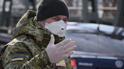Коронавирус в ВСУ: сколько военных за сутки заболело COVID-19