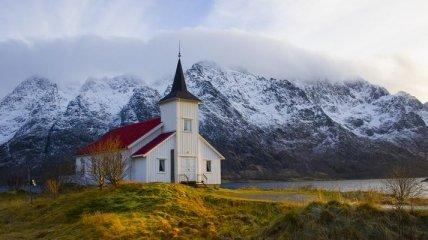 Невероятная красота Норвегии (Фото)