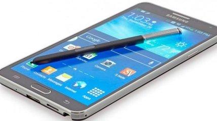 Samsung Galaxy Note 4 обзаведется 5,7-дюймовым экраном