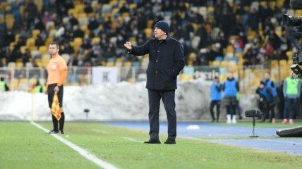 Сабо назвал Луческу самым везучим тренером