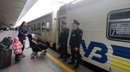 """""""Руководствуемся рекомендациями Минздрава"""": УЗ запретила продавать еду в поездах"""