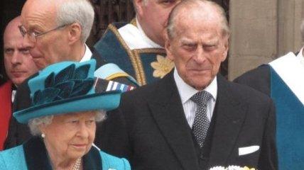 Принц Филипп празднует день рождения
