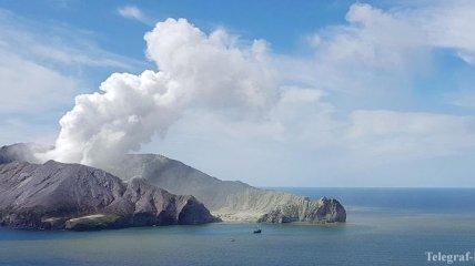 Извержение вулкана в Новой Зеландии: возросло количество погибших