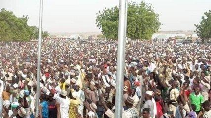 Полиция применила слезоточивый газ для разгона демонстрантов в Судане