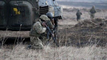 Ситуация в зоне ООС: боевики понесли потери