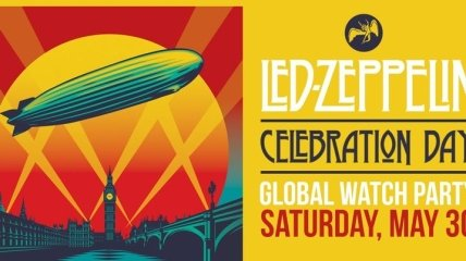 Группа Led Zeppelin отрывает бесплатный доступ к концерту 2007 года (Видео)