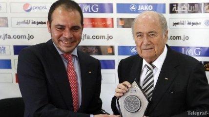 Блаттер о выборах президента ФИФА