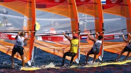 На Олимпиаде разыграли первые медали в парусном спорте