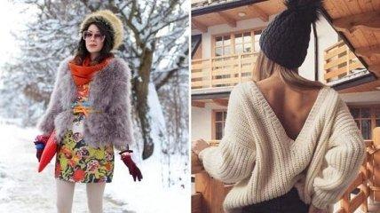 Мода 2020: мороз и холод - не повод для того, чтобы перестать красиво одеваться