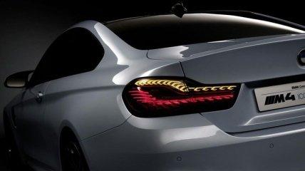 Представлен BMW M4 с лазерными фарами