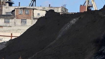 В Украине запасы угля превышают 100 млн тонн