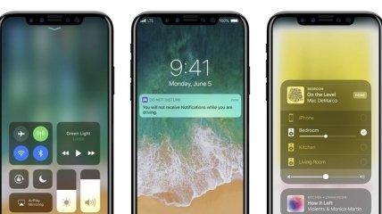 В Сети появились новые подробности о iPhone 8
